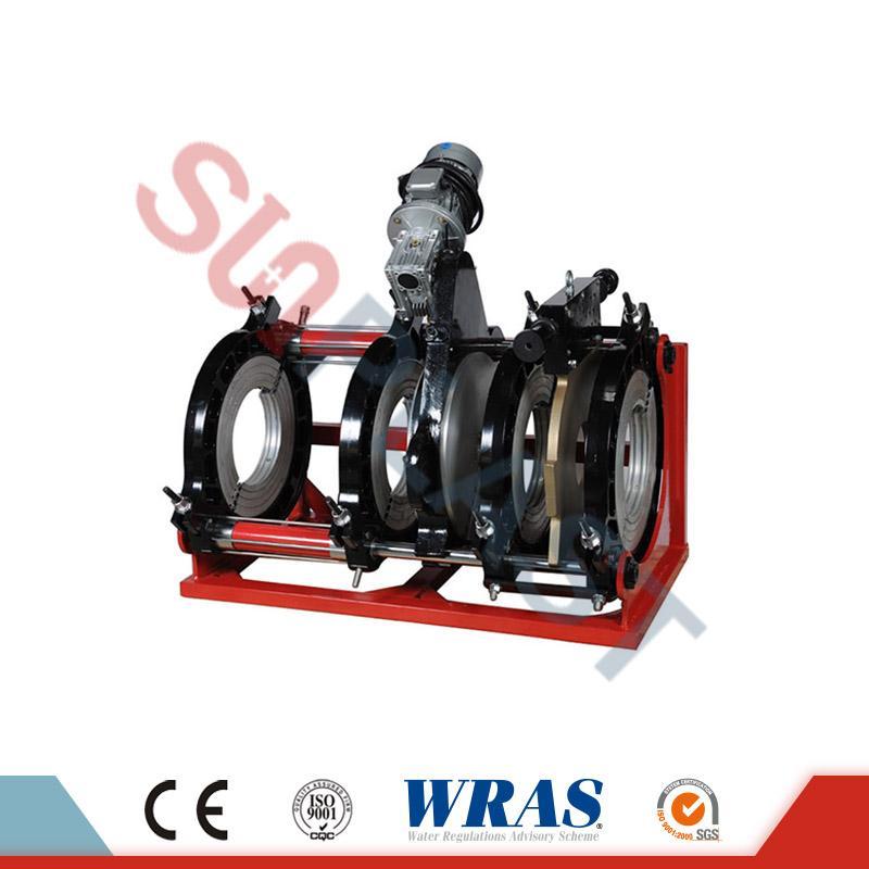 280-450mm hidraulinis užpakalinis suvirinimo aparatas HDPE vamzdžiui