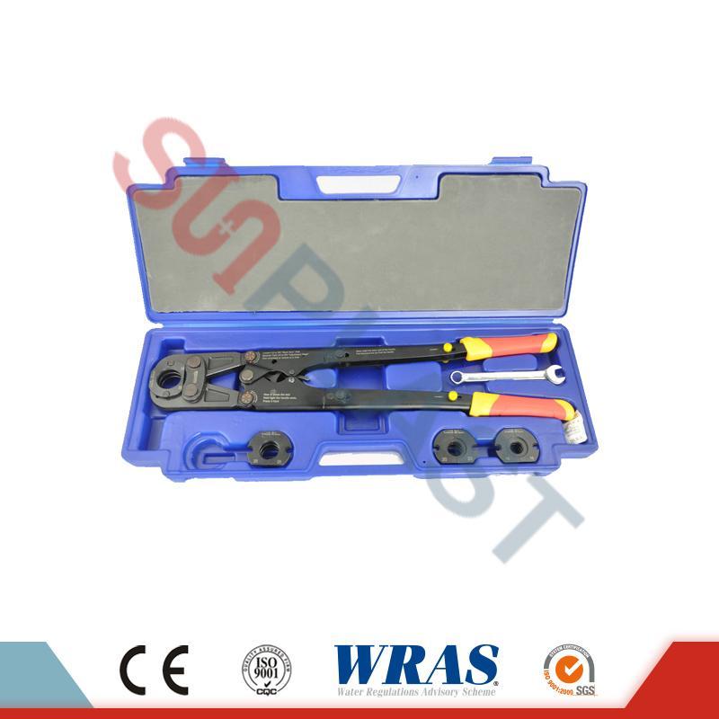 PEX-AL-PEX vamzdžių presavimo įrankis & amp; PEX vamzdis